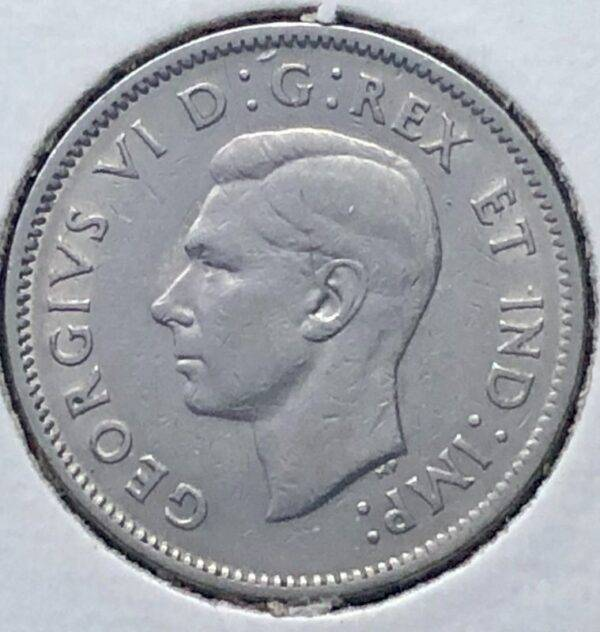 CANADA - 5 Cents 1939