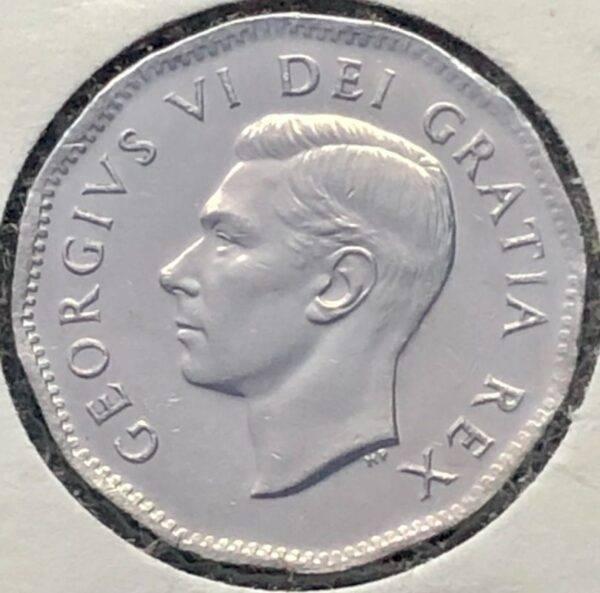 CANADA - 5 Cents 1951 - COMM. (1751-1951) UNC