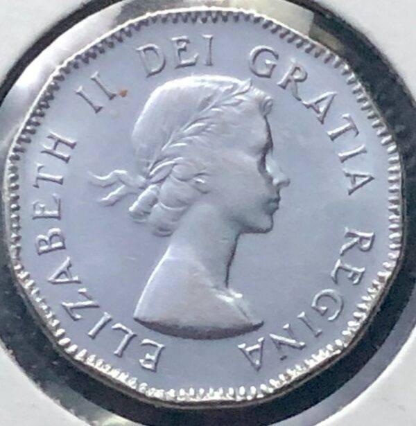 CANADA - 5 Cents 1953 - NSF - UNC