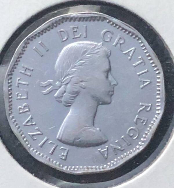CANADA - 5 Cents 1954 - B.UNC