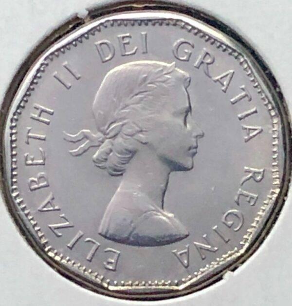 CANADA - 5 Cents 1962 - B.UNC