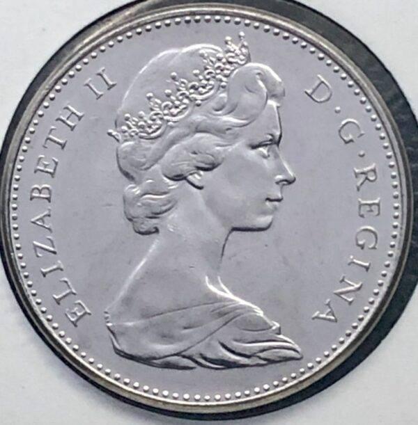 CANADA - 5 Cents 1969 - B.UNC