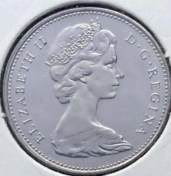 CANADA - 5 Cents 1972 - B.UNC