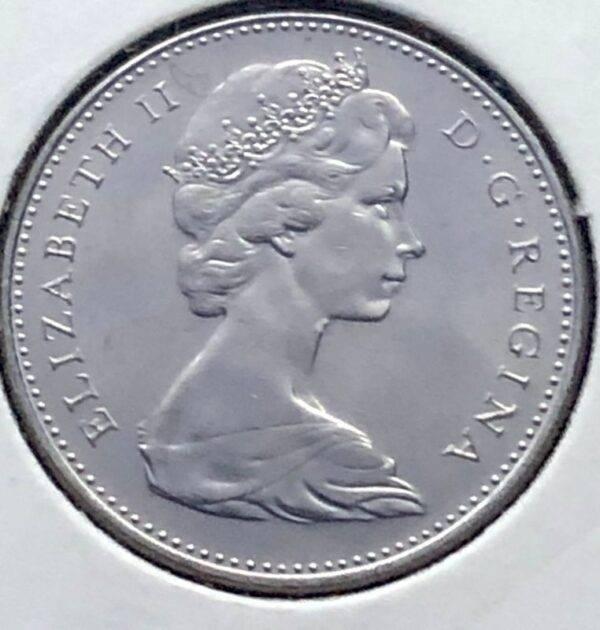 CANADA - 5 Cents 1974 - B.UNC