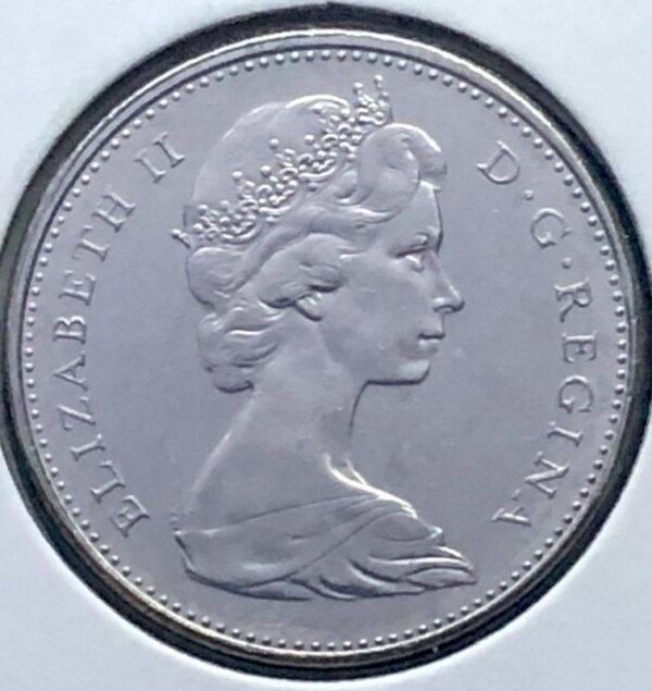 CANADA - 5 Cents 1975 - B.UNC
