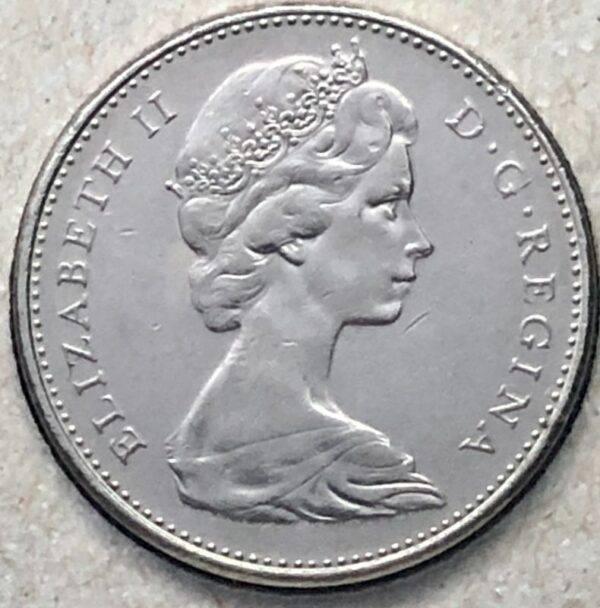 CANADA - 5 Cents 1978 - B.UNC