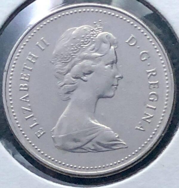 CANADA - 5 Cents 1979 - B.UNC