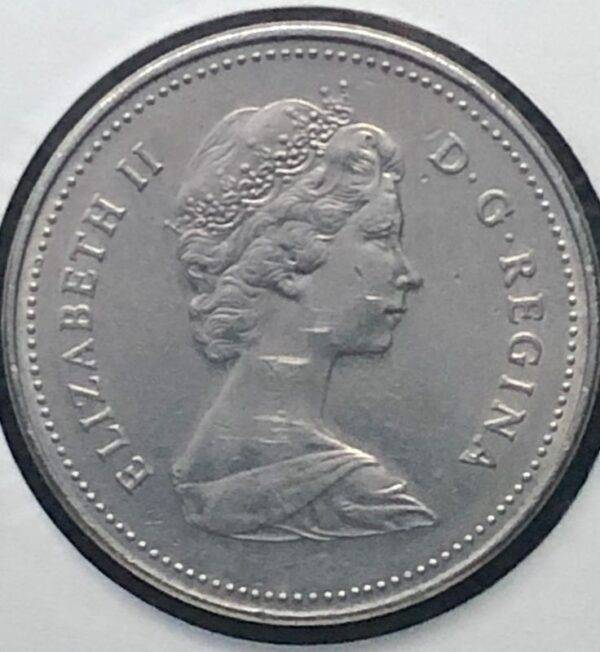 CANADA - 5 Cents 1982 -