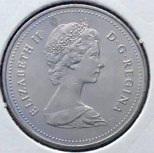 CANADA - 5 Cents 1983 - B.UNC