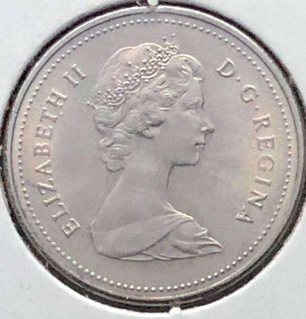 CANADA - 5 Cents 1985 - B.UNC