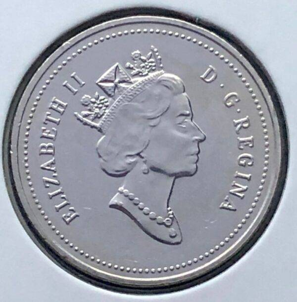CANADA - 5 Cents 1994 - B.UNC