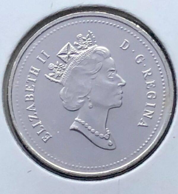 CANADA - 5 Cents 1999 - B.UNC