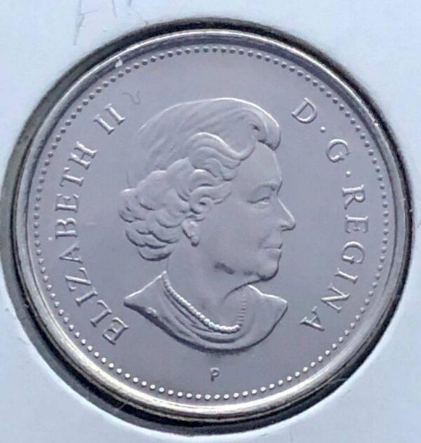 CANADA - 5 Cents 2005P - Victoire - B.UNC