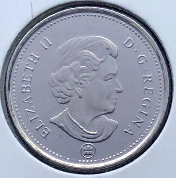 CANADA - 5 Cents 2006 - B.UNC