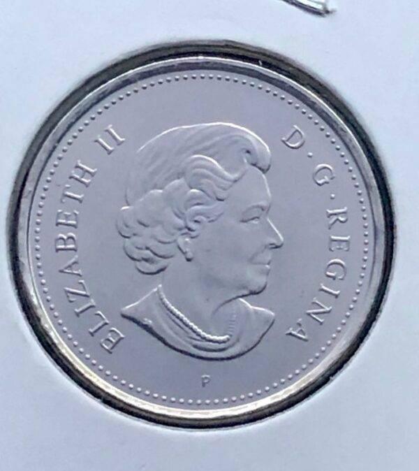 CANADA - 5 Cents 2006P - B.UNC