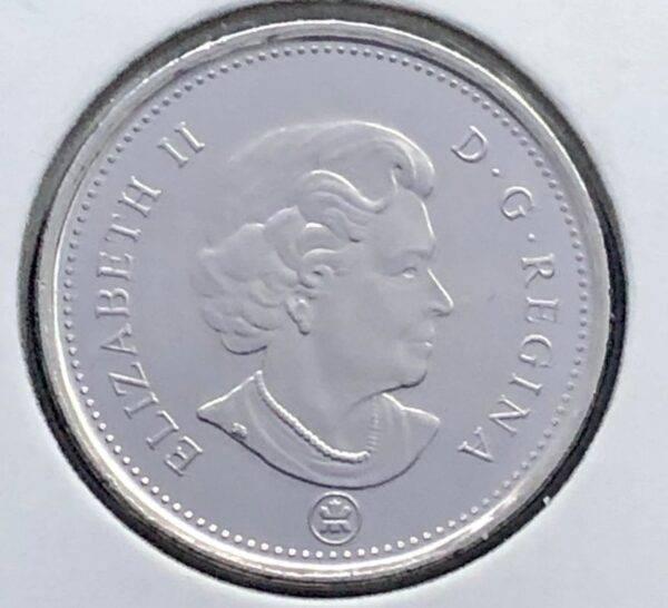 CANADA - 5 Cents 2012 - B.UNC