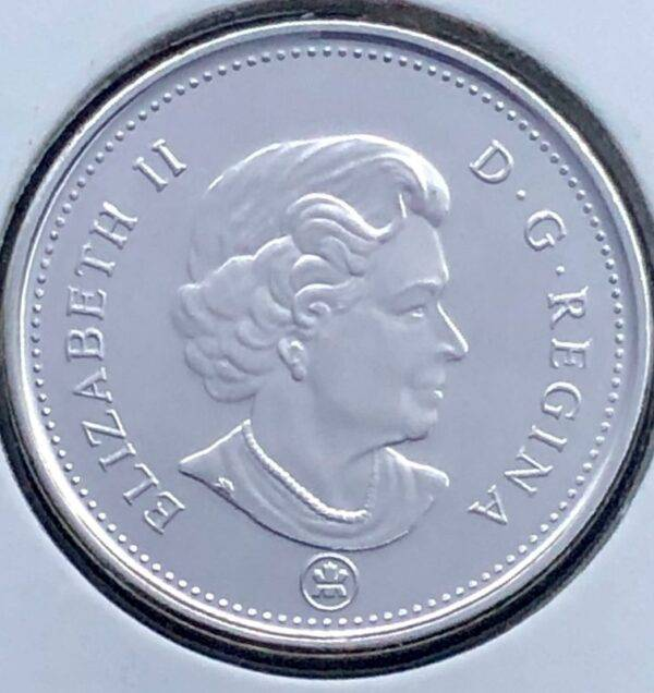 CANADA - 5 Cents 2013 - B.UNC