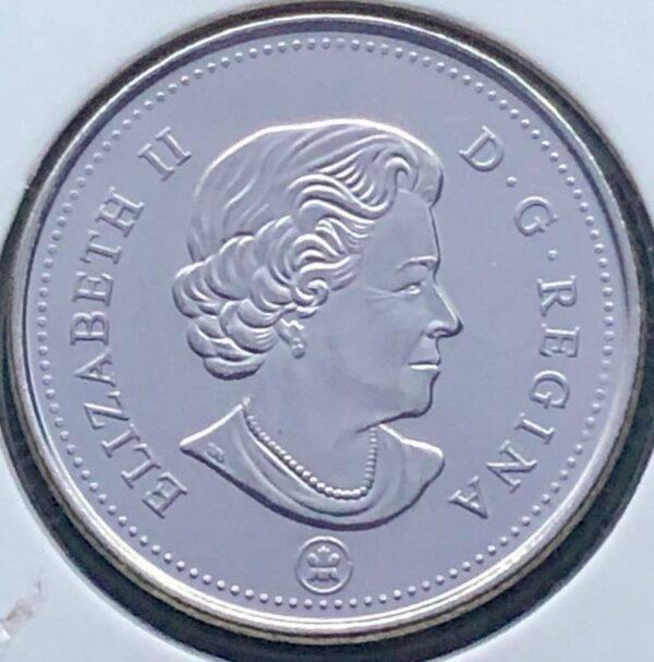 CANADA - 5 Cents 2020 - B.UNC