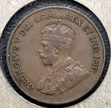 CANADA - 1 Cent 1926