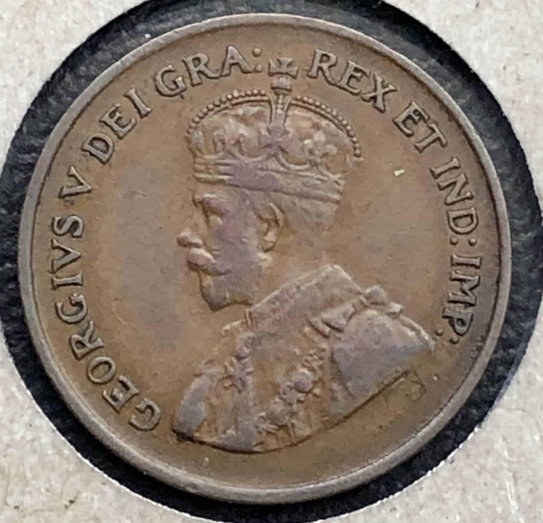 CANADA - 1 Cent 1927