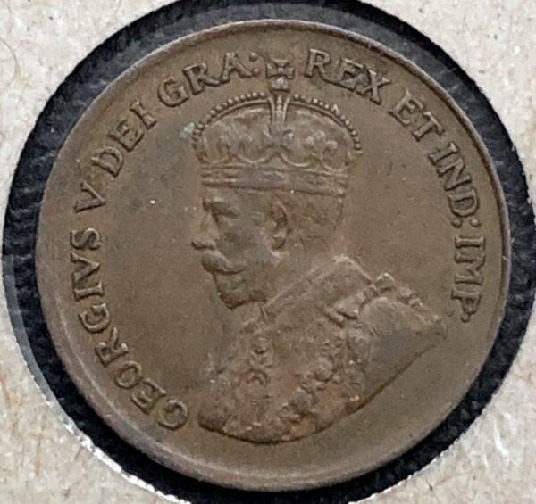 CANADA - 1 Cent 1930