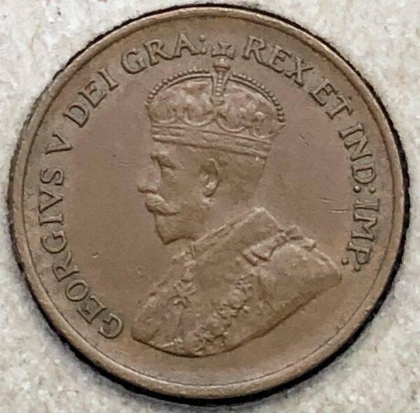 CANADA - 1 Cent 1932