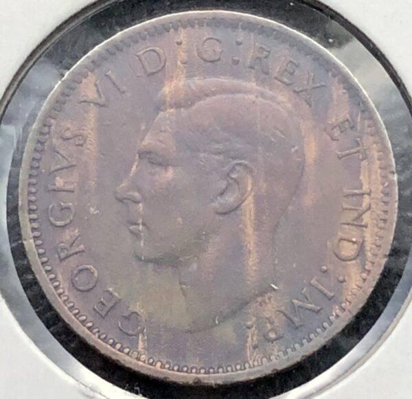CANADA - 1 Cent 1947 ML BI 7