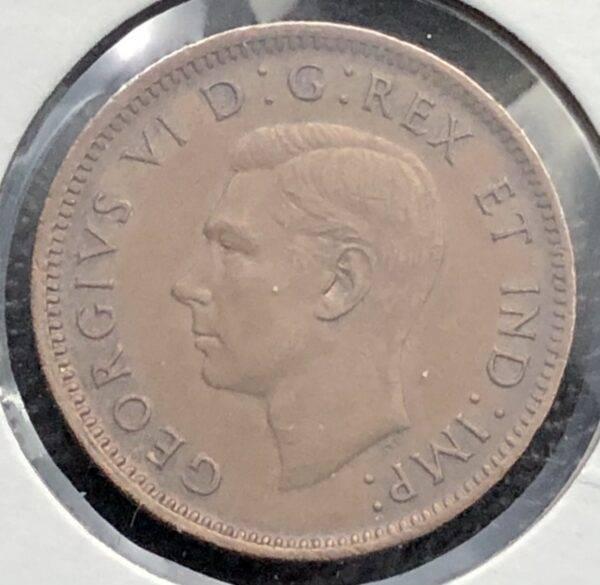 CANADA - 1 Cent 1947 - ML Pt 7