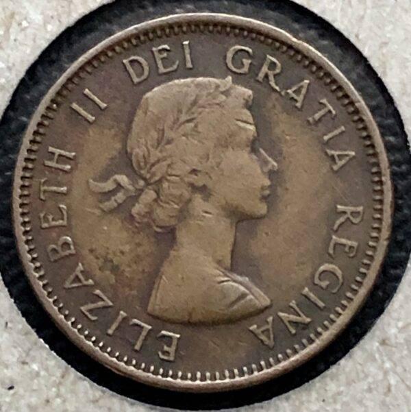 CANADA - 1 Cent 1953 - SF
