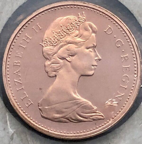 CANADA - 1 Cent 1975