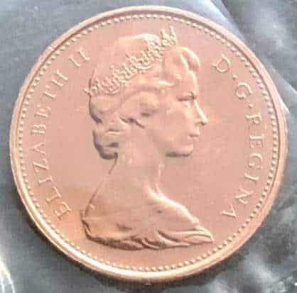 CANADA - 1 Cent 1978