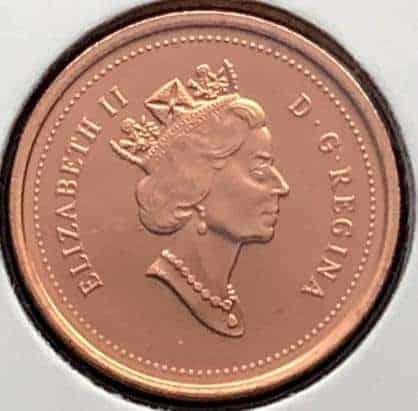 CANADA - 1 Cent 1998