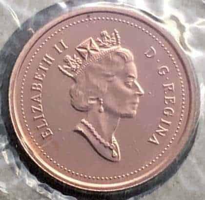 CANADA - 1 Cent 1999