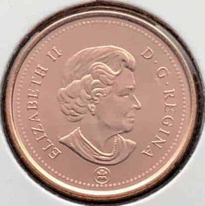 CANADA - 1 Cent 2007 - Magnétique - B.UNC