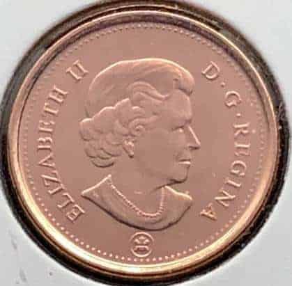 CANADA - 1 Cent 2011 - Magnétique - B.UNC
