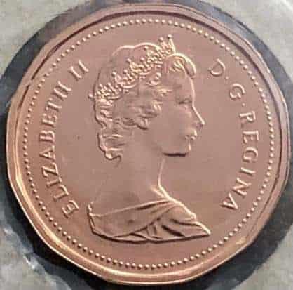 CANADA - 1 Cent 1988 - B.UNC
