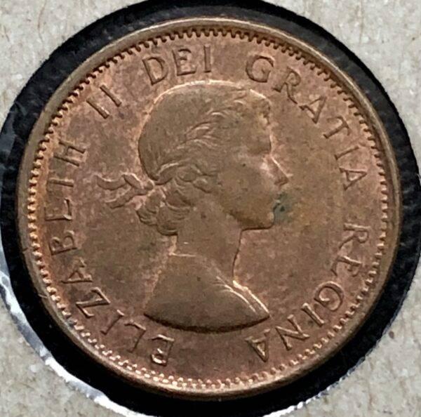 CANADA - 1 Cent 1959