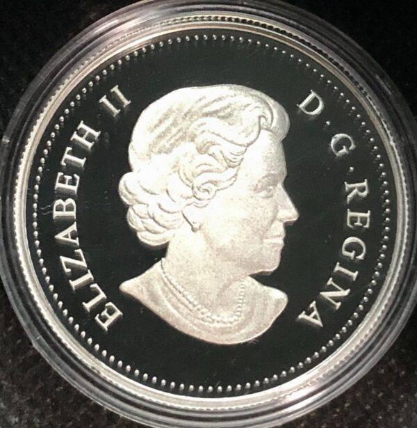 CANADA - Ensemble de trois pièces de 10$ en argent fin 2015