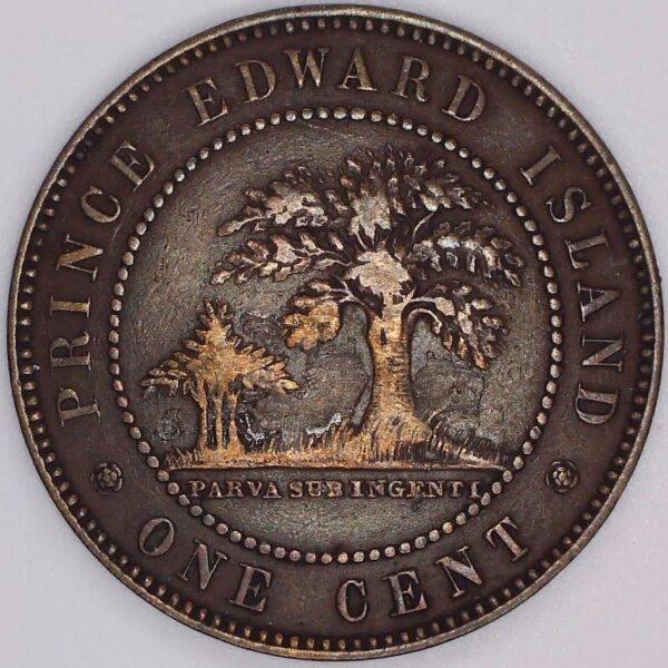 CANADA - 1 Cent 1871 - IPE Commémorative - VG-8