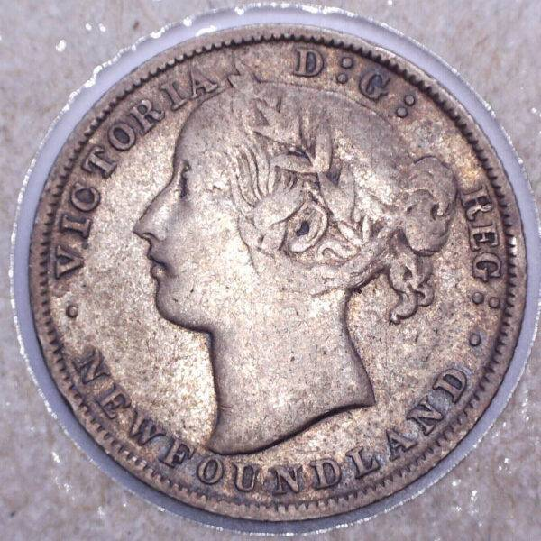 CANADA - 20 Cents 1881 - Terre-Neuve