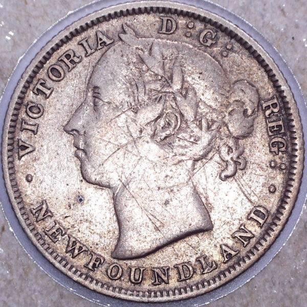 CANADA - 20 Cents 1882H - Terre-Neuve