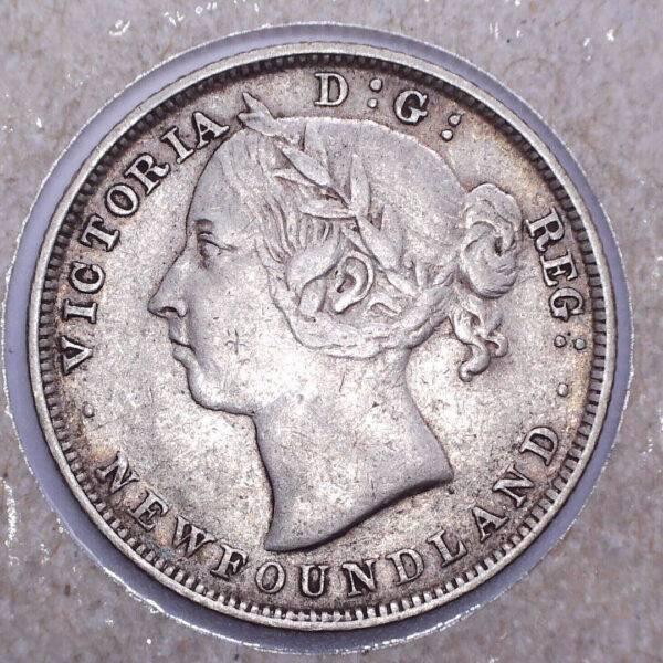 20 Cents 1899 - Terre-Neuve