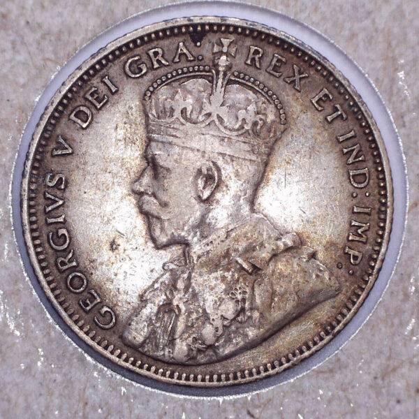 CANADA - 20 Cents 1912 - Terre-Neuve