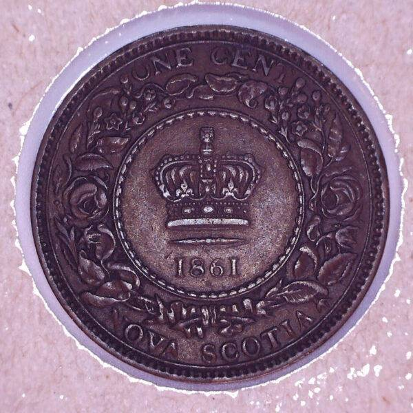 1 Cents 1861