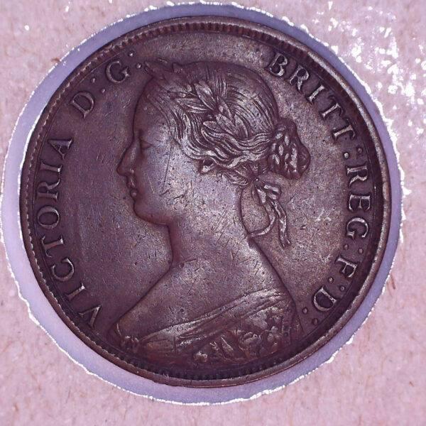 1 cents 1861 sb