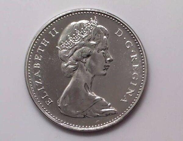 CANADA - 5 Cents 1976 - B.UNC