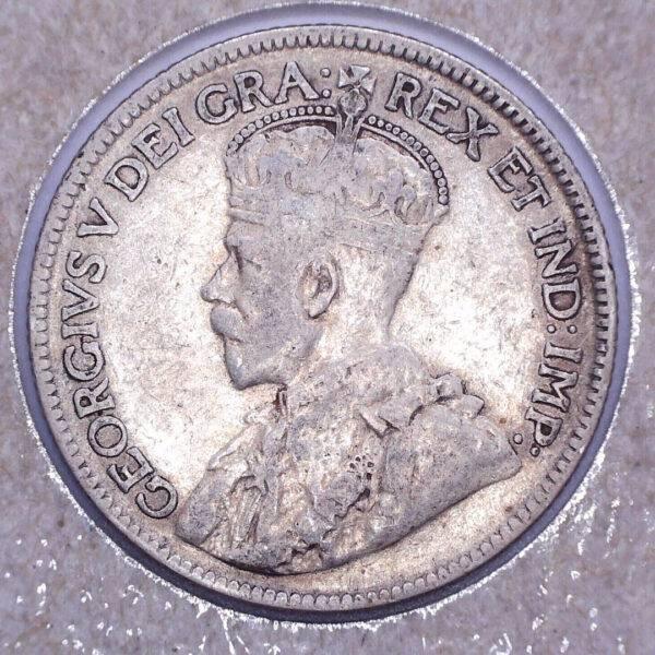 25 Cents 1919C