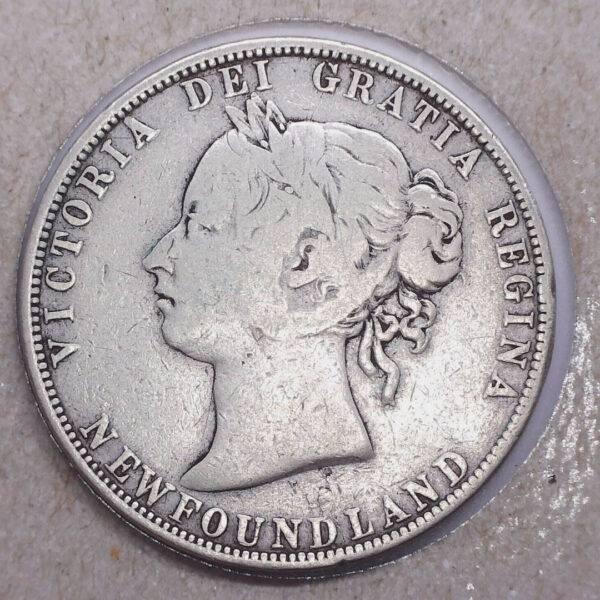 CANADA - 50 Cents 1894 - Terre-Neuve