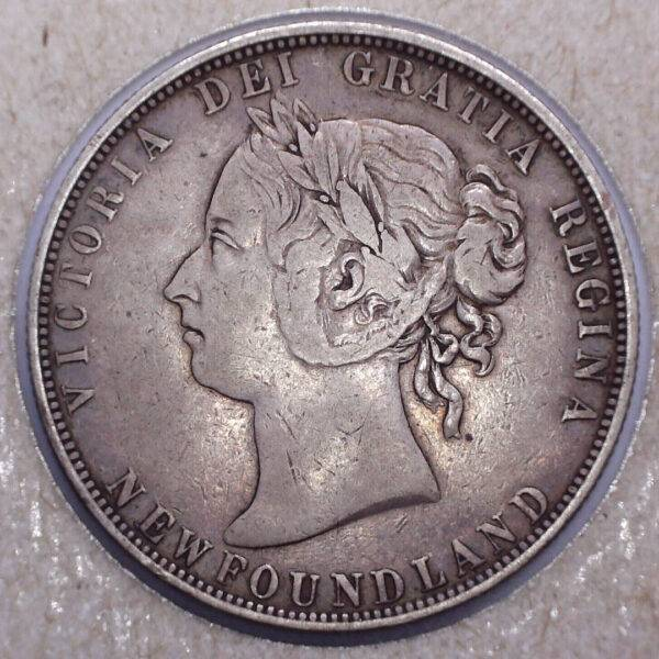 CANADA - 50 Cents 1896 - SW - Terre-Neuve