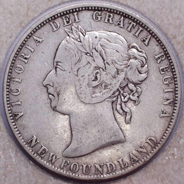 CANADA - 50 Cents 1899 - N9 - Terre-Neuve